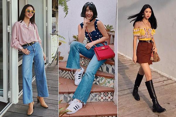 Ở đời thường, Quỳnh Anh Shyn có gu thẩm mỹ rất tinh tế. Phong cách mà cô nàng theo đuổi là hoài cổ kiểu thập niên 80-90. Hot girl thường xuyên khoe những set đồ vintage đơn giản mà đầy nổi bật, được nhiều tín đồ thời trang học hỏi.