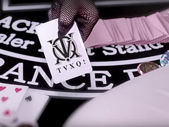 Chỉ nhìn hình bạn có biết đây là MV nào của TVXQ?