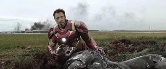 Đoán loạt phim Marvel chỉ qua một cảnh quay (2) - 1