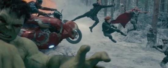 Đoán loạt phim Marvel chỉ qua một cảnh quay - 7
