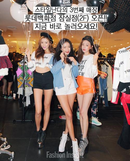 Tín đồ thời trang Hàn Quốc nói riêng và châu Á nói chung hầu như ai cũng biết StyleNanda - thương hiệu thời trang, làm đẹp định hình phong cách sống cho rất nhiều cô gái trẻ sành điệu. Nhờ có nhãn hàng này, hàng loạt xu hướng từng bị xem là kỳ quặc trở thành hot trend, những cô người mẫu của hãng cũng đồng loạt trở thành hot girl đình đám. Là thương hiệu thời trang rất lớn mạnh nên ít ai biết rằng, đứng sau StyleNanda là một người phụ nữ trẻ trung, sành điệu.
