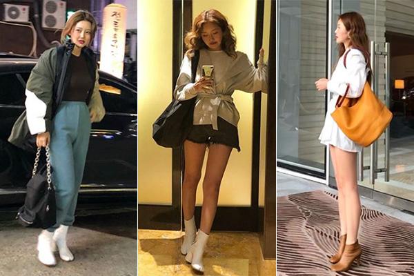 Là người đứng sau đế chế thời trang lăng xê nhiều xu hướng hot nên Kim Soo Hee cũng là một fashion icon chính hiệu. Cô có đôi chân như người mẫu, phong cách ăn mặc phá cách, trẻ trung.