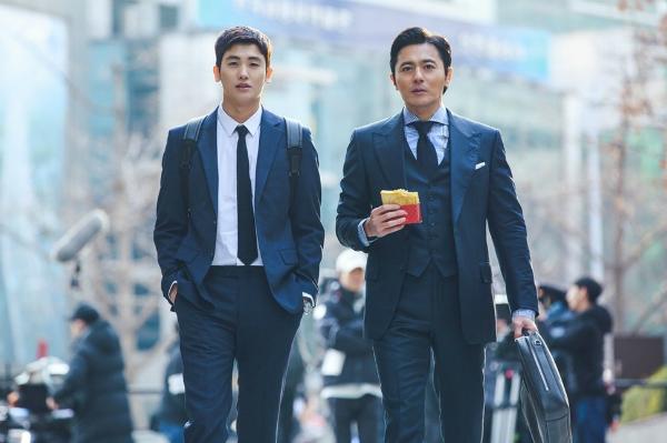 Drama mới của bộ đôi mỹ nam Hàn gây sốt màn ảnh - 1