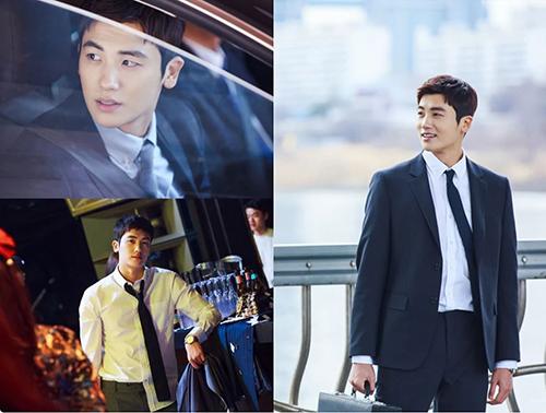 4 phim Hàn có nam thần mặc vest đã mắt nhất