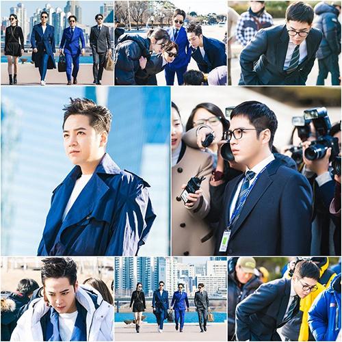 4 phim Hàn có nam thần mặc vest đã mắt nhất - 1