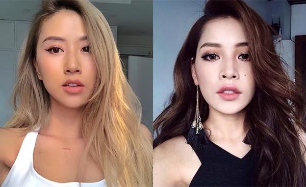 Quỳnh Anh Shyn và Chi Pu đều là hai hot girl đình đám của Hà thành trước khi Nam tiến để phát triển sự nghiệp. Hai cô gái thân thiết với nhau từ khi cùng tham gia bộ phim 5S Online. Sau này khi vào Sài Gòn, Chi Pu và Quỳnh Anh Shyn cũng thường xuyên ở cùng một nhà nên ngoại hình, phong cách có sự ảnh hưởng lẫn nhau rõ rệt.