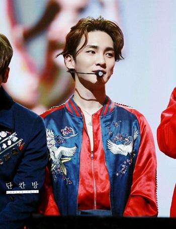 Điểm danh tên thật ít ai biết của các idol Kpop (2) - 5