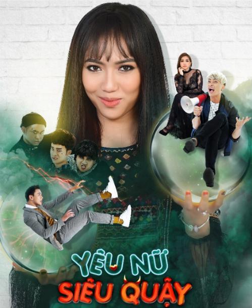 Yêu nữ ma quái: Thuận Nguyễn vướng phải mối tình âm dương