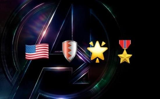 Nhận dạng 9 nhân vật trong Avengers: Infinity War qua hình icon