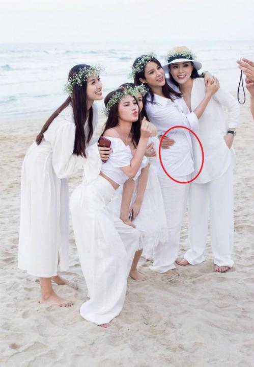 Trước ngày cưới, Diệp Lâm Anh tổ chức tiệc chia tay đời độc thân với hội bạn thân Kỳ Duyên, Jolie Nguyễn,