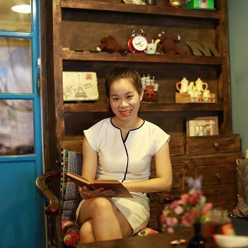 Cô Nguyễn Kim Tuyến.