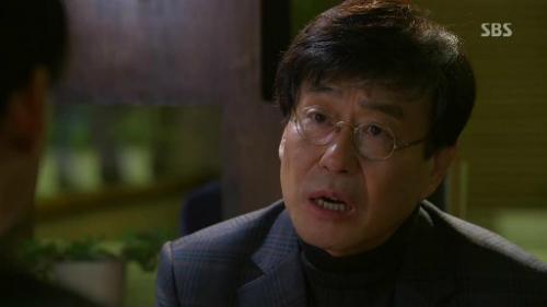 Nam diễn viên Kim Chang Wan khá quen mặt với các khán giả.