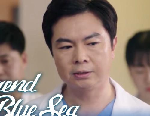 Vai bác sĩ trongThe Legend of the Blue Sea (2016)