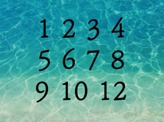Chỉ 5 giây, bạn có thể tìm ra con số còn thiếu? - 1