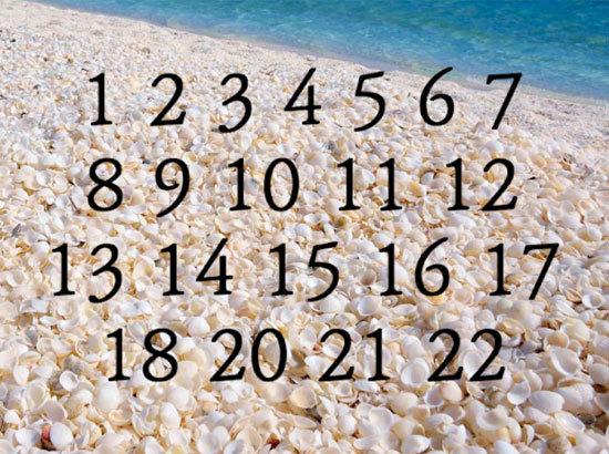 Chỉ 5 giây, bạn có thể tìm ra con số còn thiếu? - 4