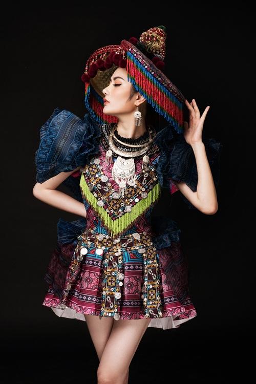 Diệu Linh sẽ chính thức diện bộ trang phục này trong hoạt động chính thức đầu tiên hôm nay tại Thái Lan  phần chụp hình photoshoot. Tiếp đó, người đẹp sẽ tham dự đêm tiệc ra mắt chính thức của cuộc thi với giới truyền thông& Đêm chung kết sẽ được tổ chức tại Bangkok vào ngày 16/5 với sự tranh tài của 100 đại diện nhan sắc khắp thế giới.