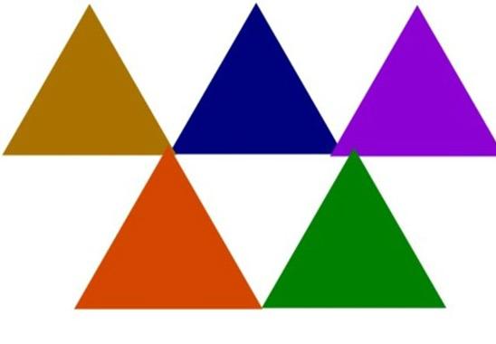 6 câu đố hình học thử thách khả năng nhận dạng