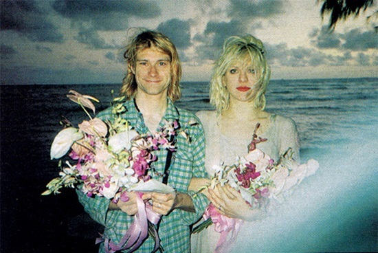 Khoảnh khắc hạnh phúc trong ngày cưới của người nổi tiếng - 6