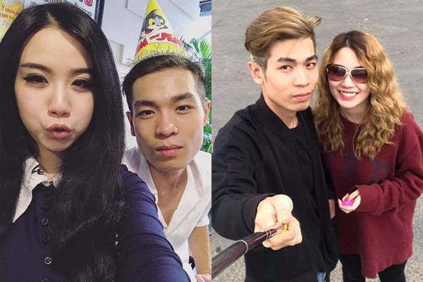 Linh Miu đang hạnh phúc bên bạn trai mới sau khi chia tay Hữu Công.