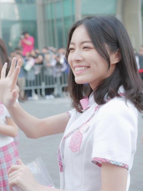Đối thủ của Sakura chính là Matsui Jurina, cũng đến từ Nhật và thuộc nhóm SKE4=ư8