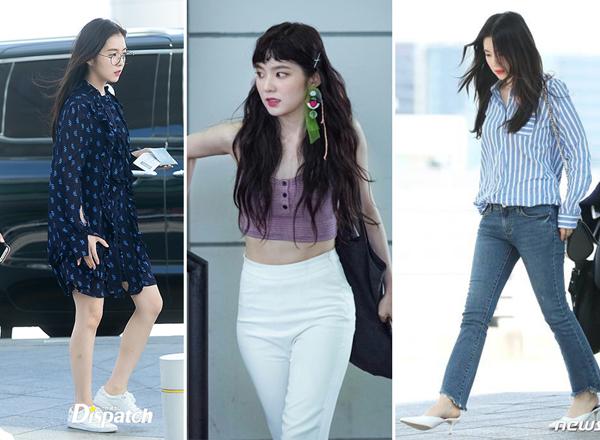 Trưởng nhóm Red Velvet cũng khiến nhiều fan sốc khi biết cô nàng đã bước sang tuổi 27. Bí quyết của Irene để khiến mình luôn trẻ trung, nhí nhảnh có lẽ là nhờ cách ăn mặc siêu đáng yêu của cô nàng.