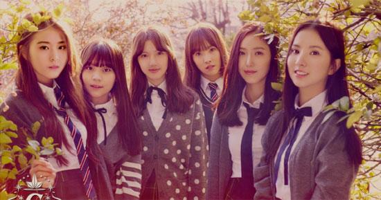 Phát hiện khuôn mặt khác lạ trong nhóm nhạc Kpop - 1