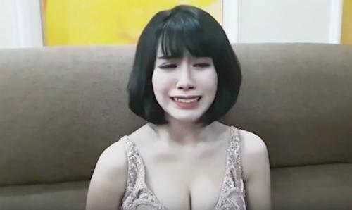 Linh Miu cho biết gặp nhiều áp lực về chuyện ồn ào những ngày qua.