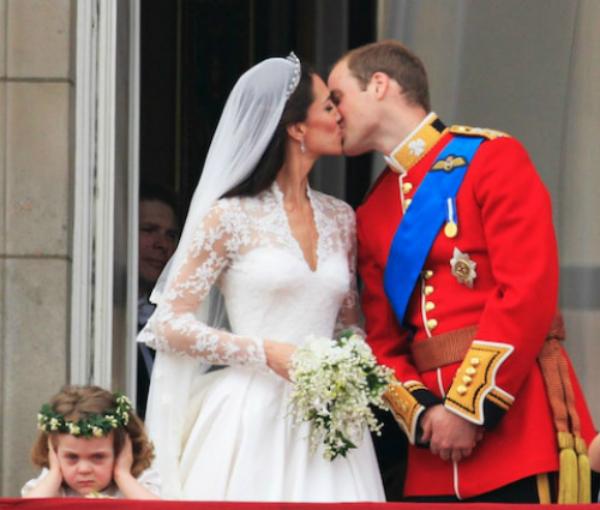 Chị họ của Florence từng xuất hiện trong hôn lễ của Hoàng tử William.