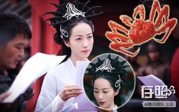 Những kiểu tóc gợi liên tưởng hài hước trong phim cổ trang Hoa ngữ - 3