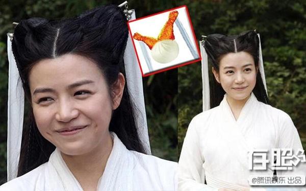Những kiểu tóc gợi liên tưởng hài hước trong phim cổ trang Hoa ngữ - 4