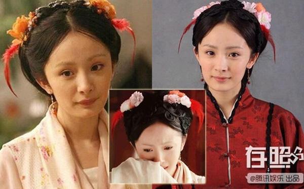 Những kiểu tóc gợi liên tưởng hài hước trong phim cổ trang Hoa ngữ - 8