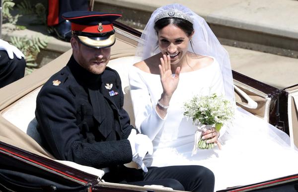 Đám cưới của Hoàng tử Harry ngốn tiền khủng khiếp thế nào