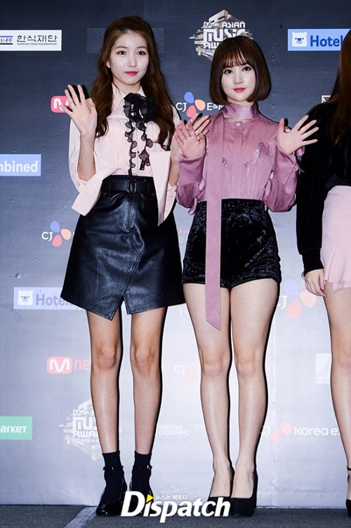 Chiều cao của So Won là 172,8 cm nhưng chân của cô nàng dài tận 105 cm.