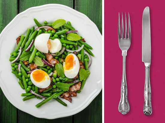 Món nào phải dùng dao dĩa, món nào có thể ăn bằng tay? - 10