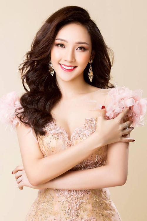 Mỹ Hải là thí sinh đến từ Buôn Mê Thuột, hiện sinh sống ở TP HCM. Cô từng đạt danh hiệu Top 5 Nữ Sinh viên Việt Nam Duyên Dáng 2014.