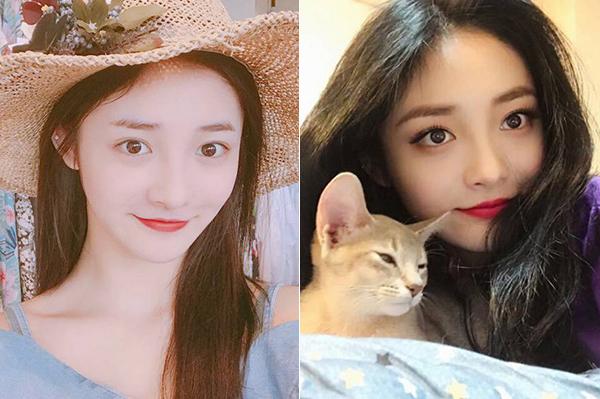 Thành viên Kyul Kyung của Pristin đang nhận được nhiều lời khen ngợi gần đây khi đổi từ mày ngang truyền thống kiểu Hàn sang mày cong kiểu Thái. Từ cô nàng trông khá nhu mì, Kyul Kyung trở nên sắc sảo hơn hẳn chỉ nhờ thay đổi chút ít trên gương mặt.