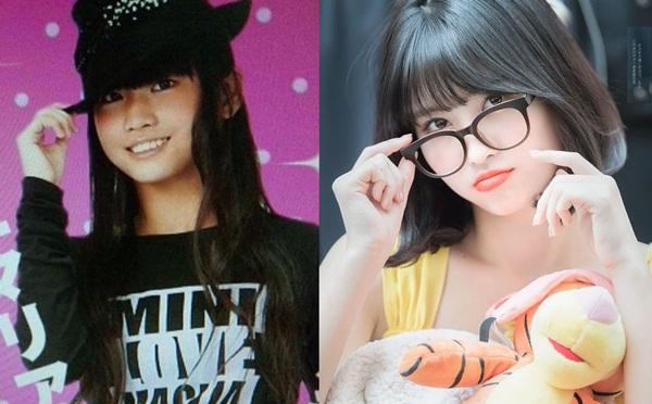 Tương tự Mina và Jeong Yeon, Momo cũng có sự thay đổi lớn về ngoại hình nhờ được tút tát dung nhan kỹ càng.