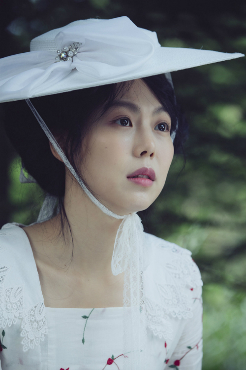 Kim Min Hee trong The Handmaiden.