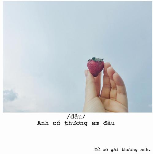 Bộ ảnh thả thính bằng trái cây cực yêu của 9X Sài thành - 10