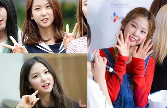 5 nữ idol đẹp hơn trông thấy nhờ biến mắt 1 mí thành 2 mí