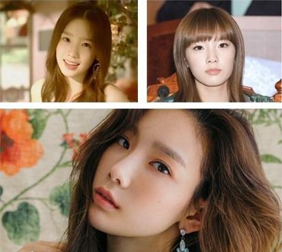5 nữ idol đẹp hơn trông thấy nhờ biến mắt 1 mí thành 2 mí - 1