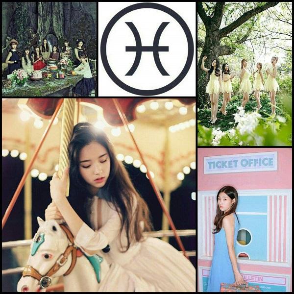 12 chòm sao đại diện cho hình tượng âm nhạc nào của các girlgroup Kpop? - 11