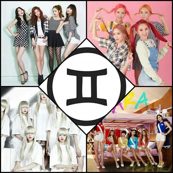 12 chòm sao đại diện cho hình tượng âm nhạc nào của các girlgroup Kpop? - 2
