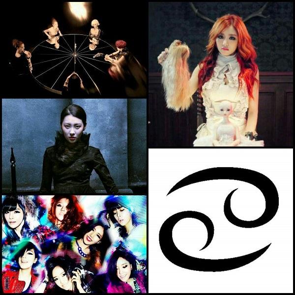 12 chòm sao đại diện cho hình tượng âm nhạc nào của các girlgroup Kpop? - 3