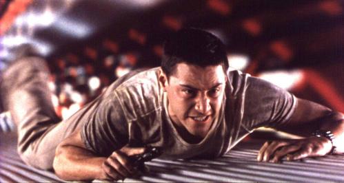 Keanu Reeves là ngôi sao hành động của thập niên 90.