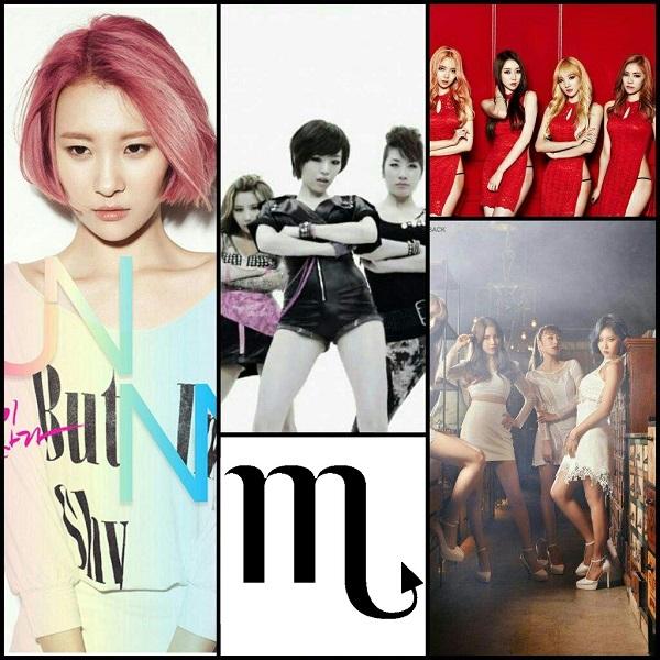 12 chòm sao đại diện cho hình tượng âm nhạc nào của các girlgroup Kpop? - 7