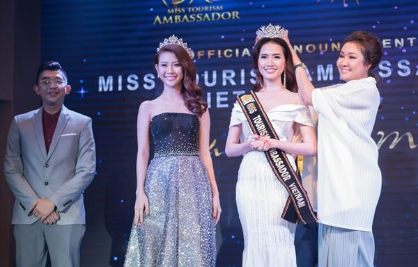 Phan Thi Mơ dự thi Hoa hậu Đại sứ Du lịch Thế giới 2018 - 3