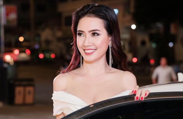 Phan Thi Mơ dự thi Hoa hậu Đại sứ Du lịch Thế giới 2018 - 2