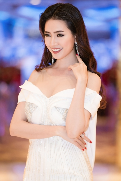 Phan Thi Mơ dự thi Hoa hậu Đại sứ Du lịch Thế giới 2018 - 1