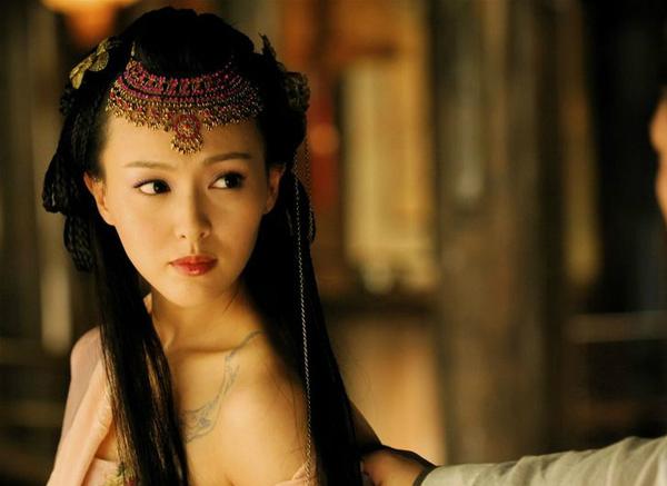 Tạo hình thần tiên của các tiểu hoa hot nhất màn ảnh Hoa ngữ - 10